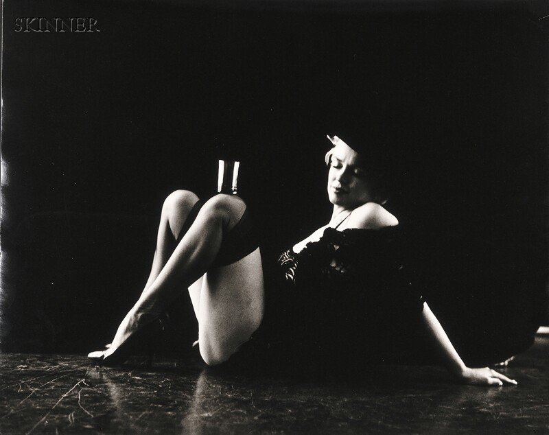 17: Milton H. Greene (American, 1922-1985) Marilyn Monr