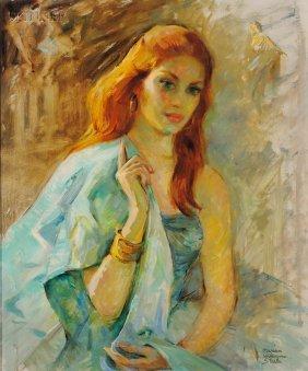 Marian Williams Steele (American, 1912-2001) Daniel