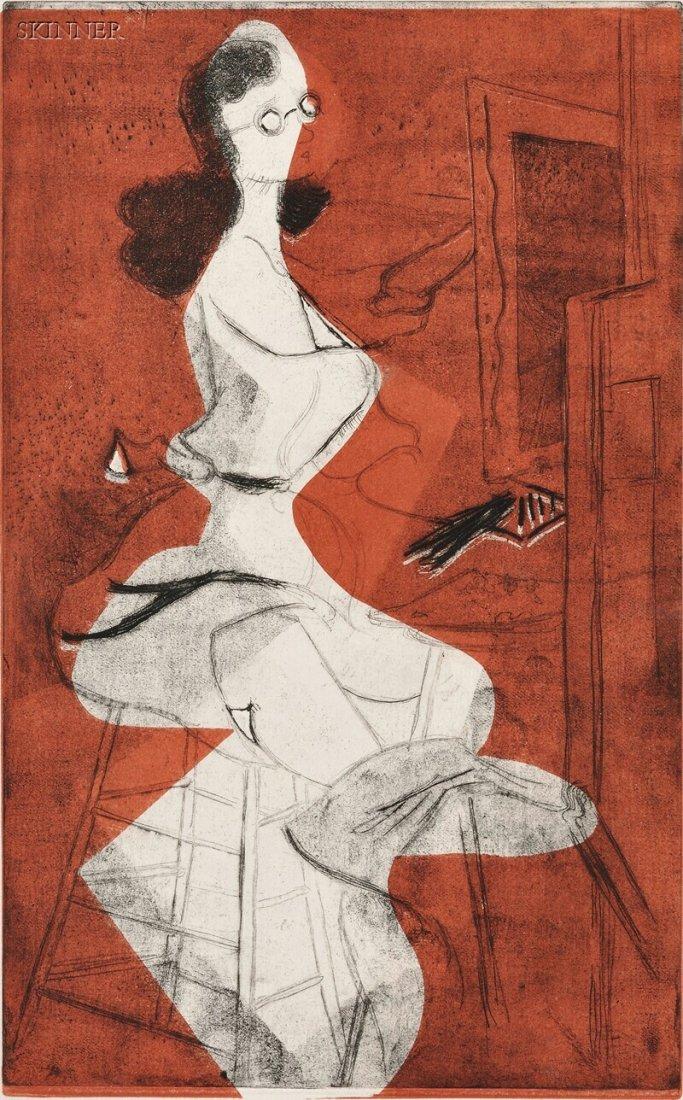 33: Minna Wright Citron (American, 1896-1991) Men Seldo