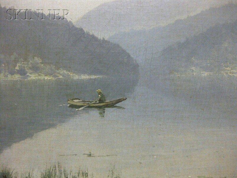 233: Ludvig Skramstad (Norwegian, 1855-1912) From Nordm - 6