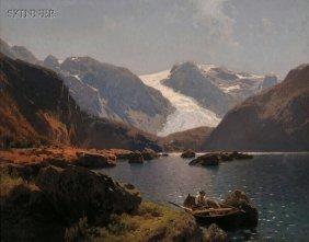 Hermann Ottomar Herzog (German/American, 1832-1932