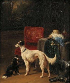 Wouterus Verschuur I (Dutch, 1812-1874) Awaiting T