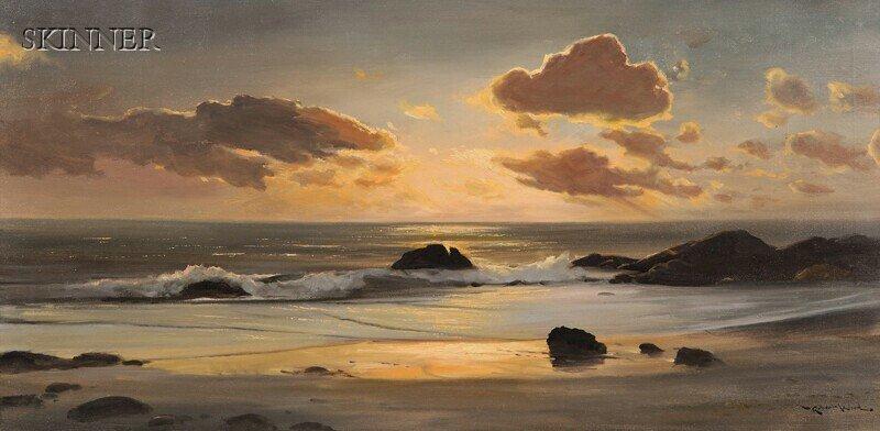 279: Robert William Wood (American, 1889-1979) Sunset C