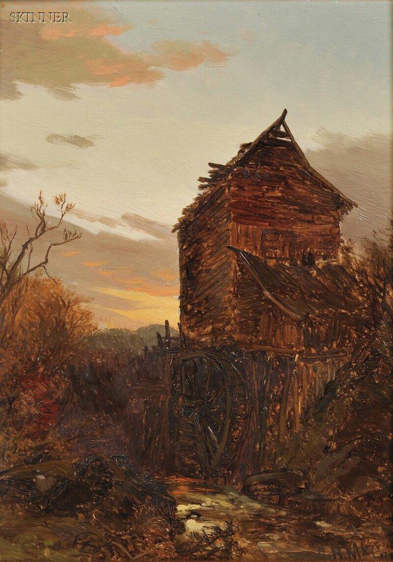 280: George Herbert McCord (American, 1848-1909) Old Mi