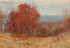331A: Joseph H. Greenwood (American, 1857-1927) Two Lan