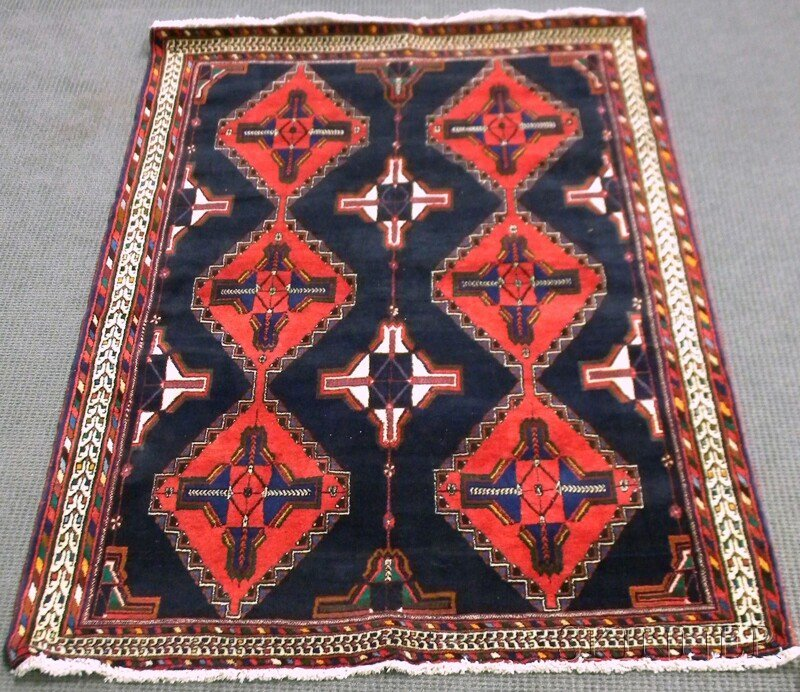 603: Southwest Persian Rug, 20th century, 7ft. 4 in. x