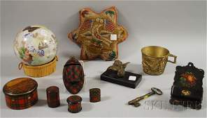 1084: Group of Assorted Decorative and Collectible Item