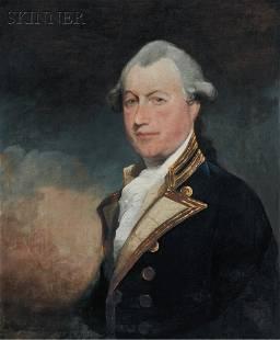 Gilbert Stuart (American, 1755-1828) Captain John MacBr