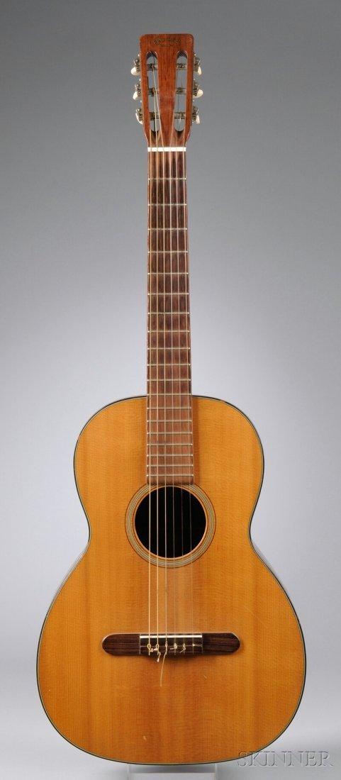873: American Guitar, C.F. Martin & Company, Nazareth,