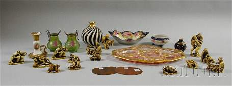 1441 Group of Miscellaneous Decorative and Collectible