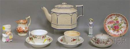 938: Ten Pieces of Assorted English Ceramics, including