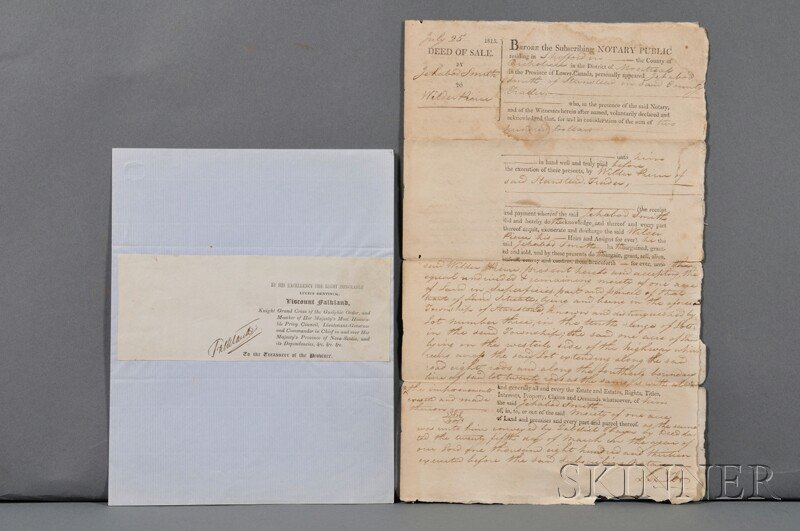 12: Canadiana Archive, 18th to 19th Century: Including