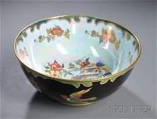 258: Wedgwood Fairyland Lustre Imperial Bowl, England,