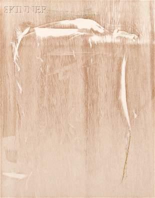 79: Helen Frankenthaler (American, 1928-2011) Drawing o