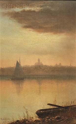377: Charles Henry Gifford (American, 1839-1904), New B