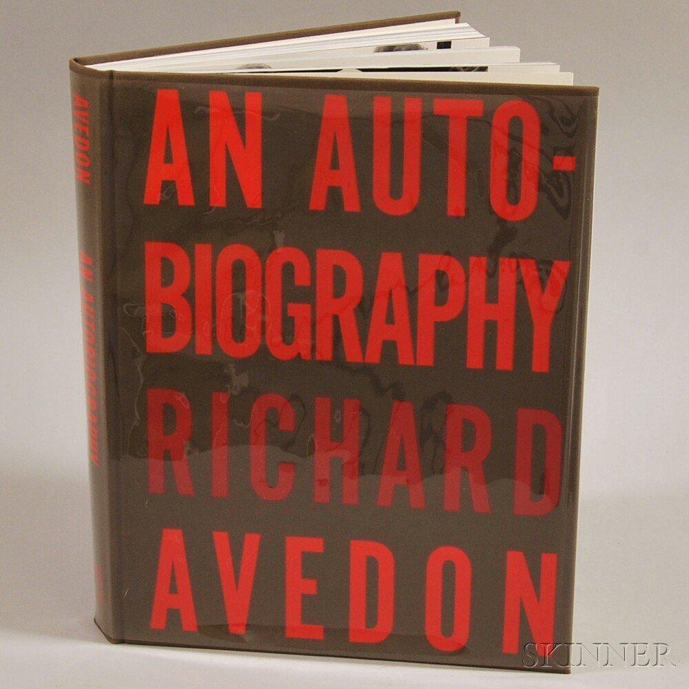 Avedon, Richard (1923-2004) An Autobiography. New York: