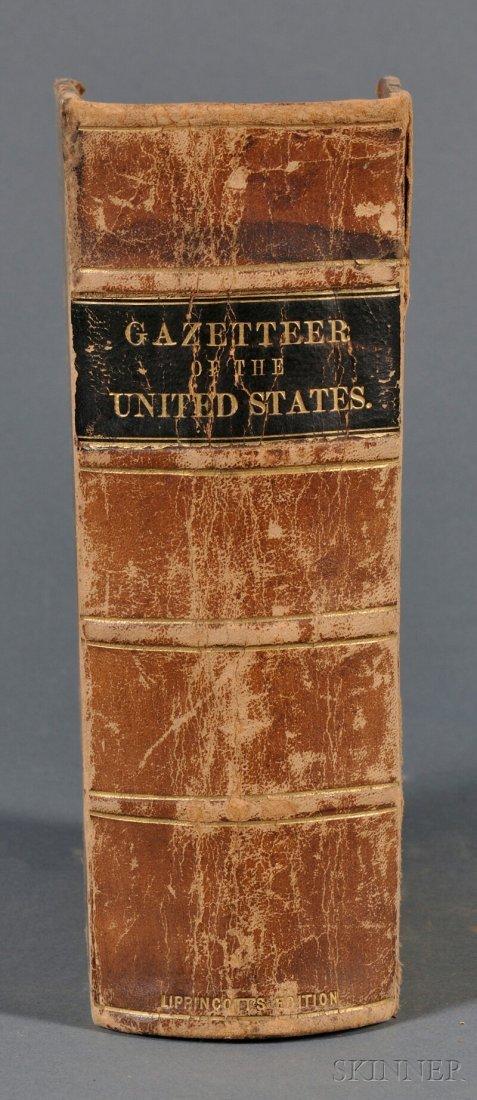 Baldwin, Thomas. A New and Complete Gazetteer. Philadel
