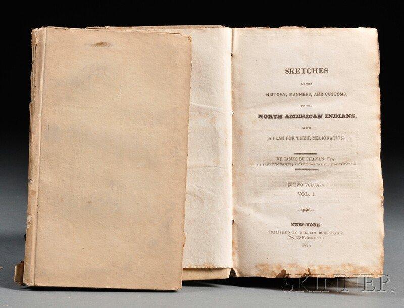 Buchanan, James, British Consul to New York (1772-1851)