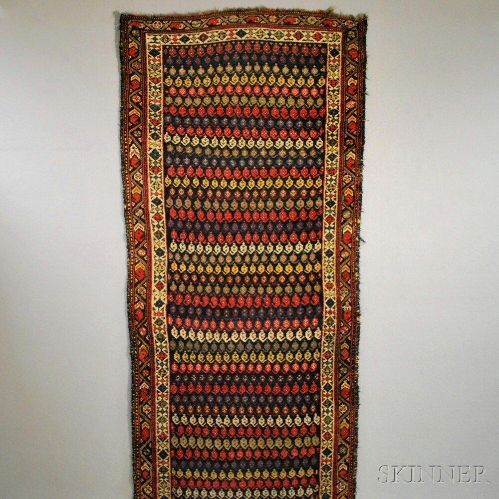 Luri Long Rug, Southwest Persia, early 20th century, (e