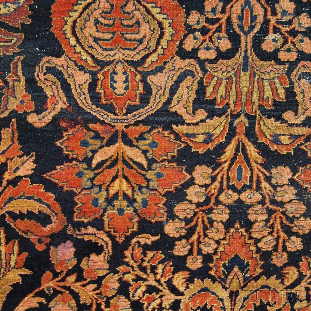Lillihan Small Carpet, Northwest Persia, 20th century,
