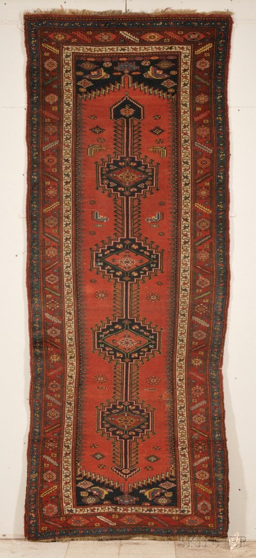 Northwest Persian Long Rug, early 20th century, (even w