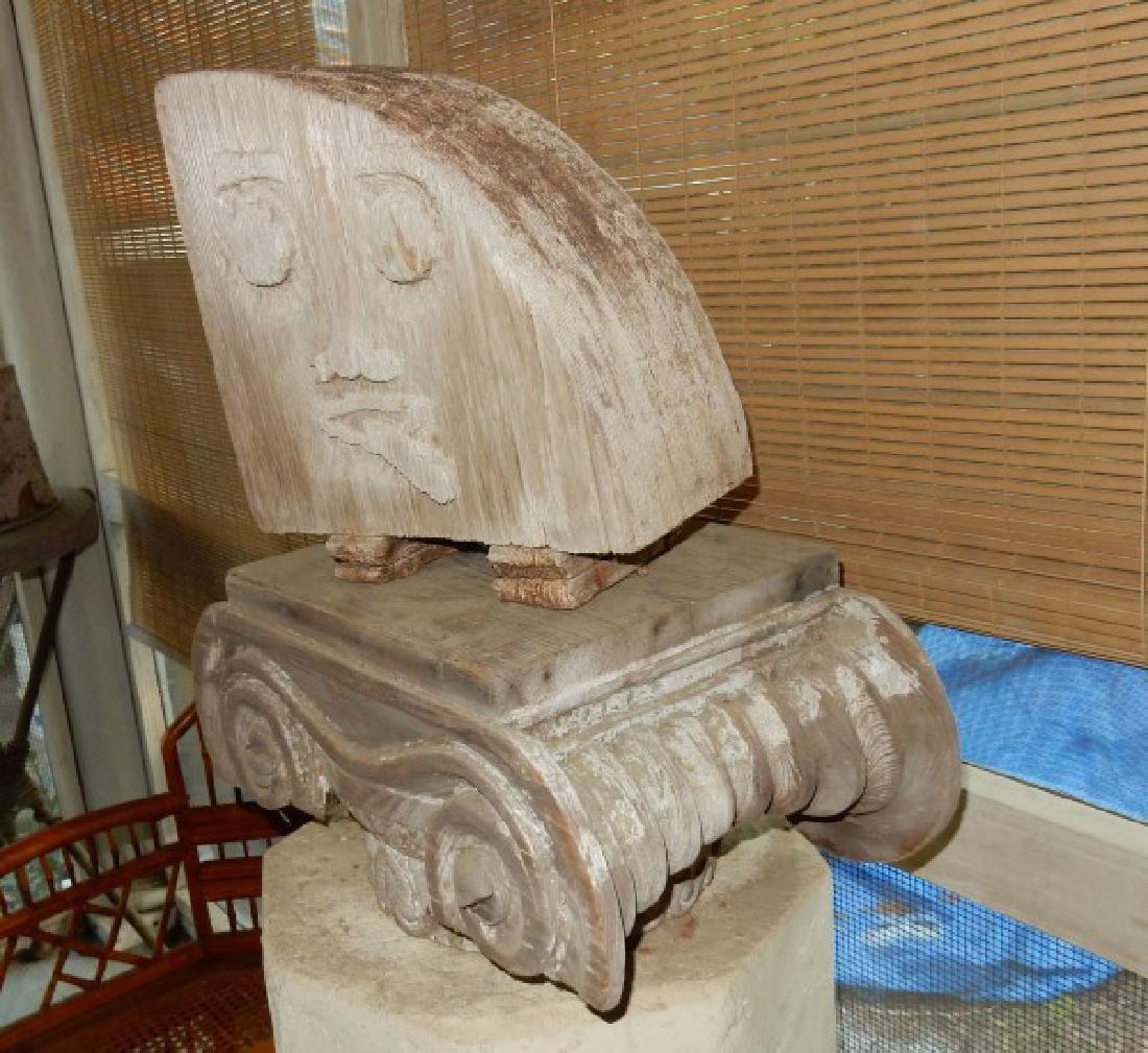 Carved Wood - 3