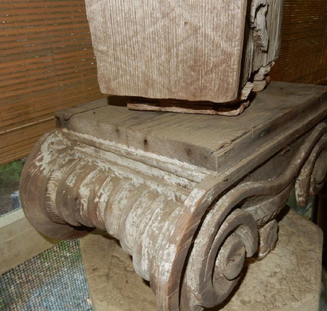 Carved Wood - 5