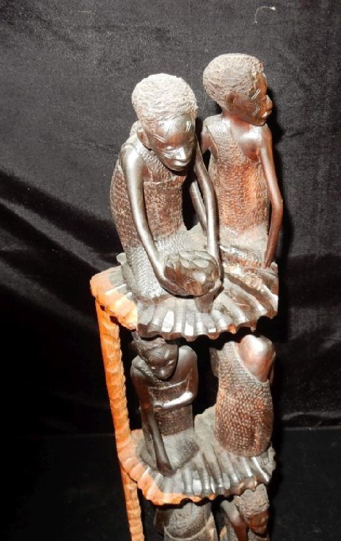 Carved Wood - 2