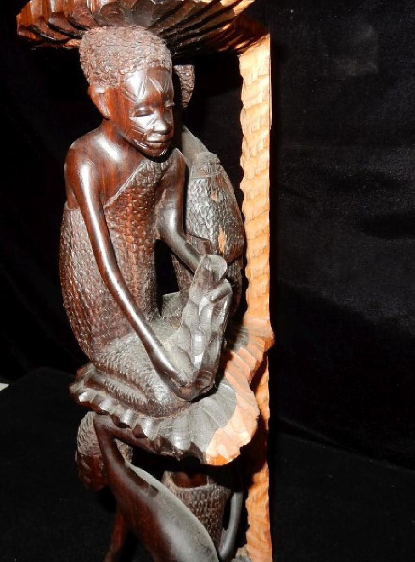 Carved Wood - 5