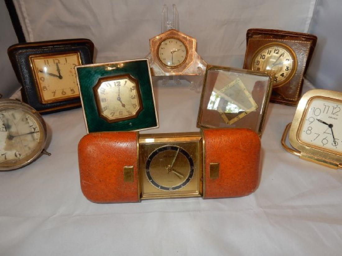 Clocks - 5