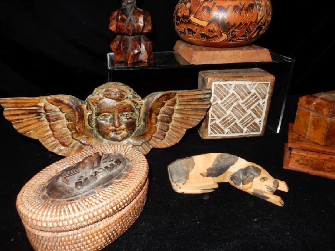 Carved Wood - 4