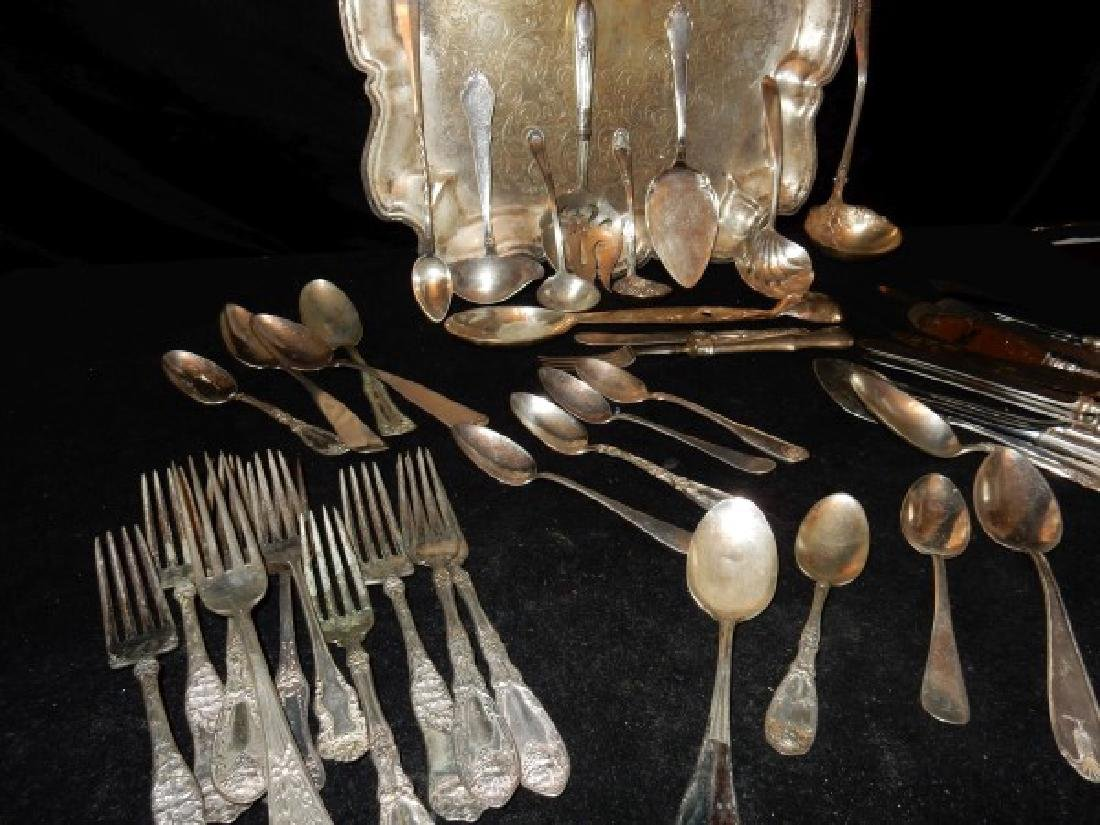 Silver Plate - 5