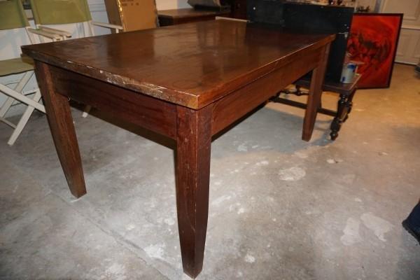 Oak Work Table
