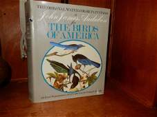 John James Audubon The Birds of America coffee table