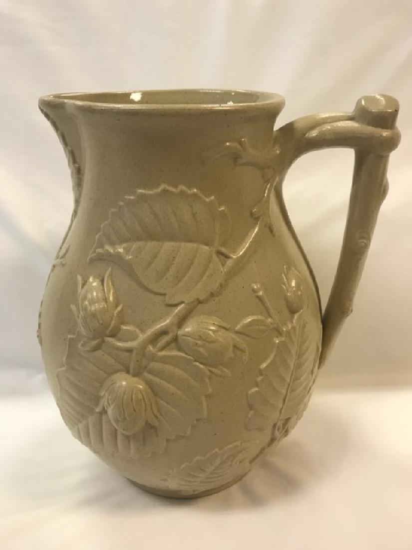 Stoneware Pitcher - 2