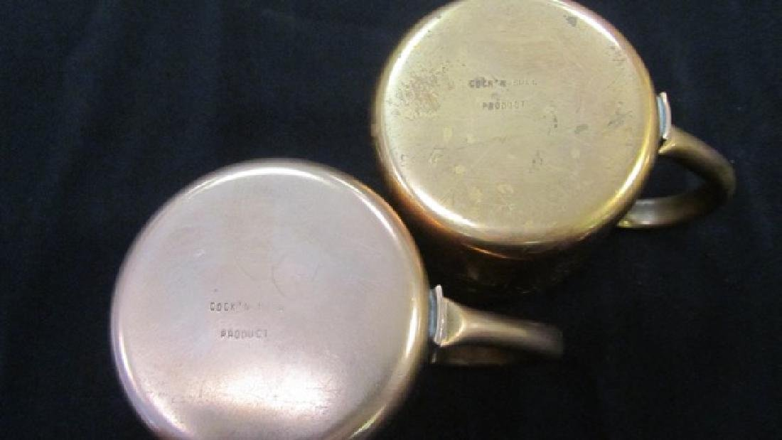 Copper Kitchen Items Lot (5) - 8