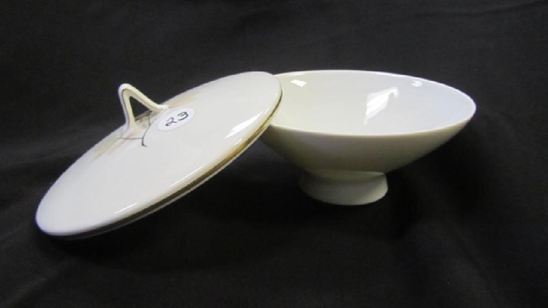 Rosenthal Covered Dish & Vase - 2