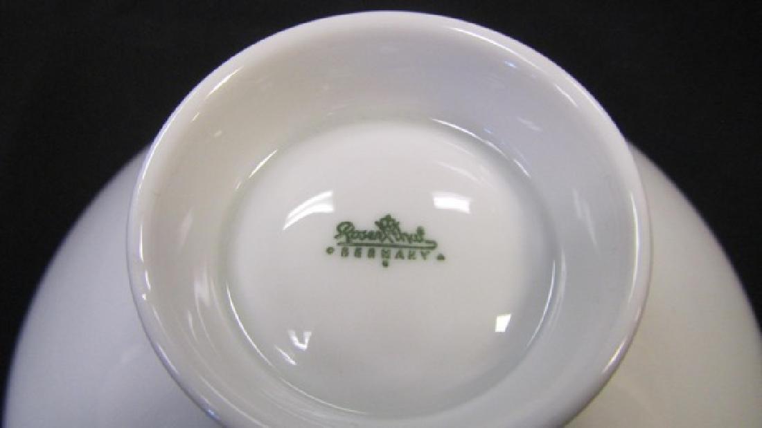 Rosenthal Covered Dish & Vase - 3