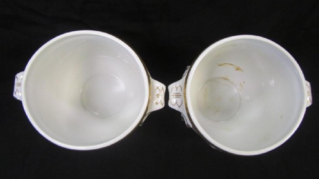Pair Classical Urn Vases - 2