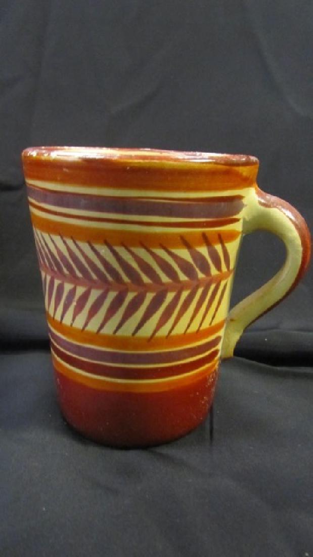 Southwestern Jug and Mug - 3