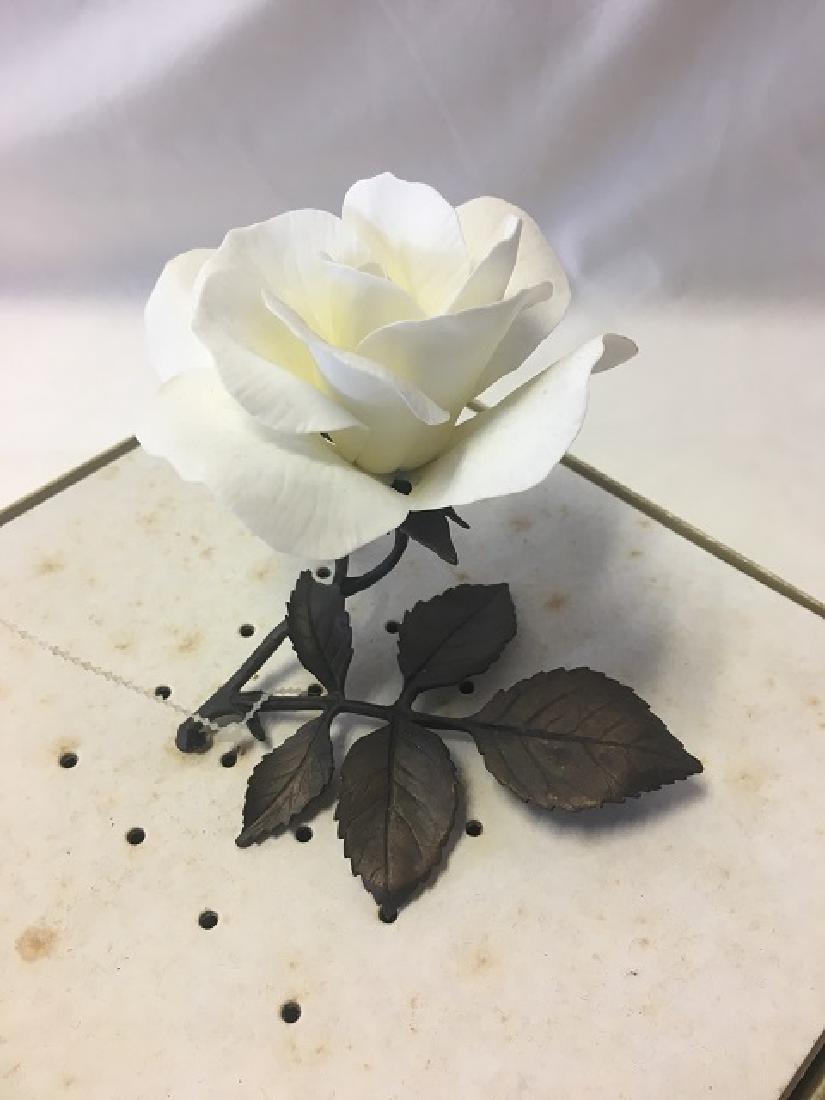 Bone China Flowers (5) - 9
