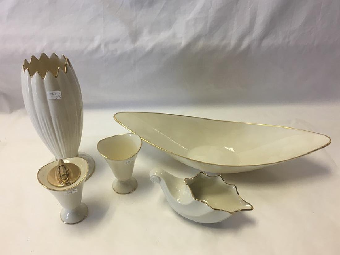 Lot of Lenox China Pieces (5)