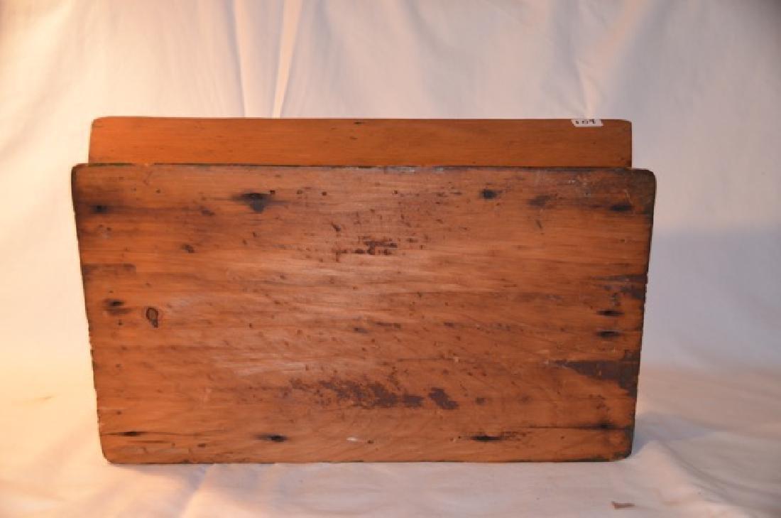 Wooden Utensil Box - 3