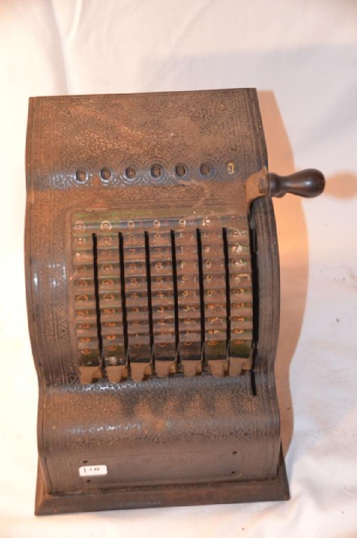 Vintage Adding Machine - 2