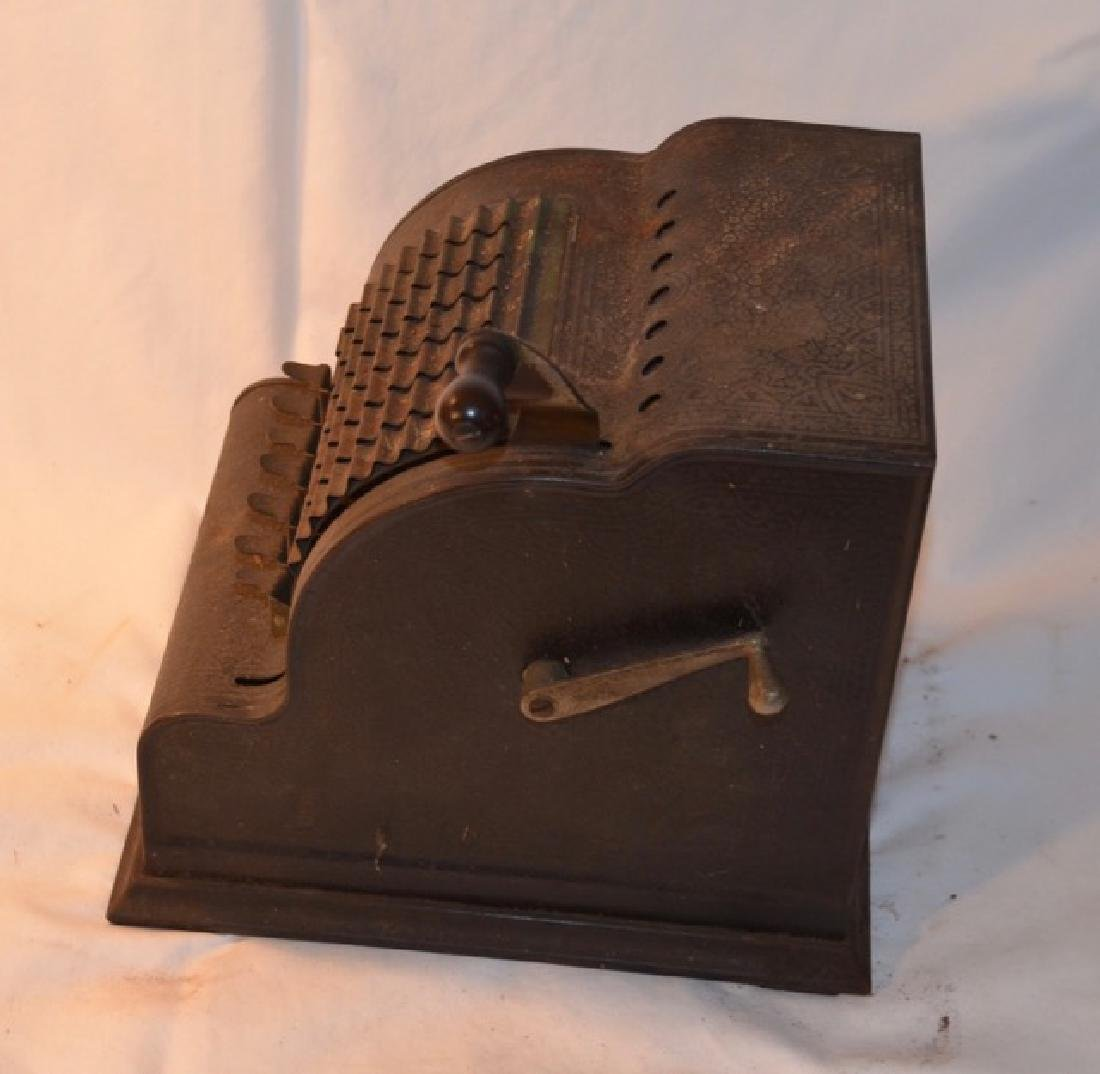 Vintage Adding Machine - 3