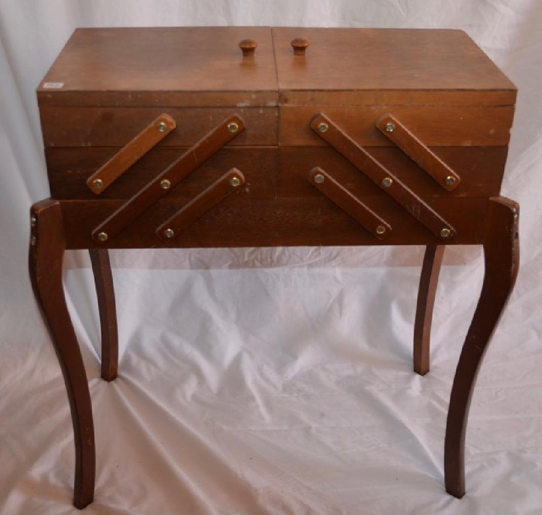 Sewing Notions Table