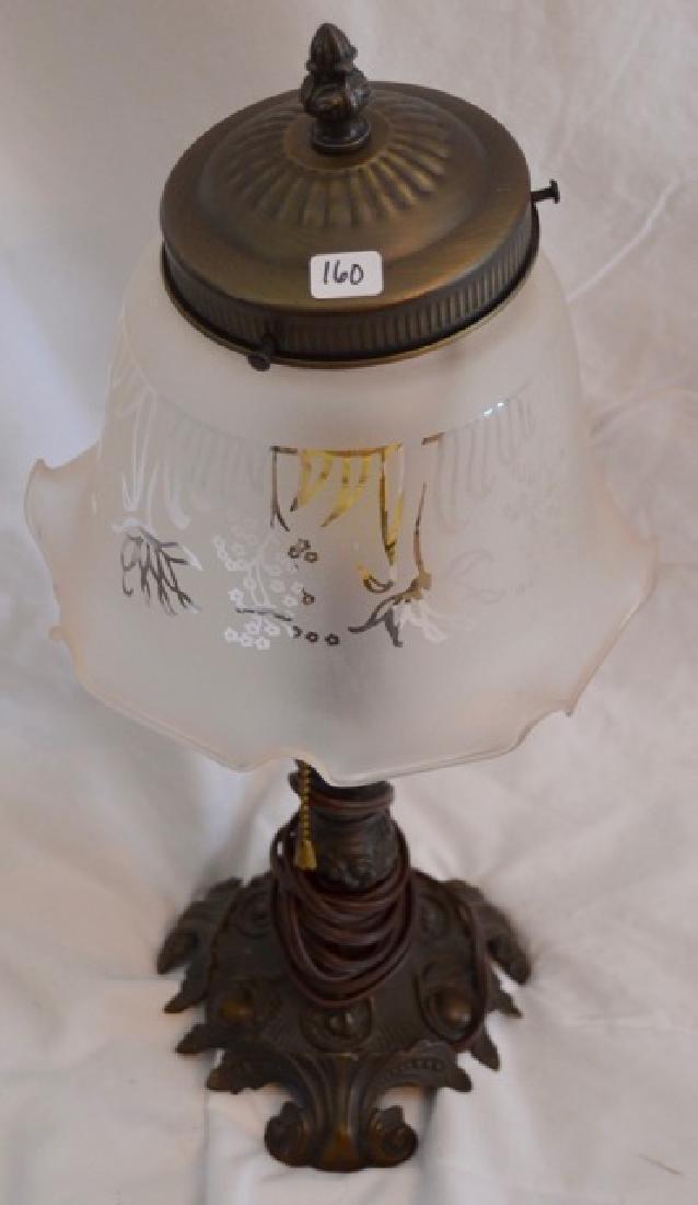 Victorian Style Bedroom Lamp