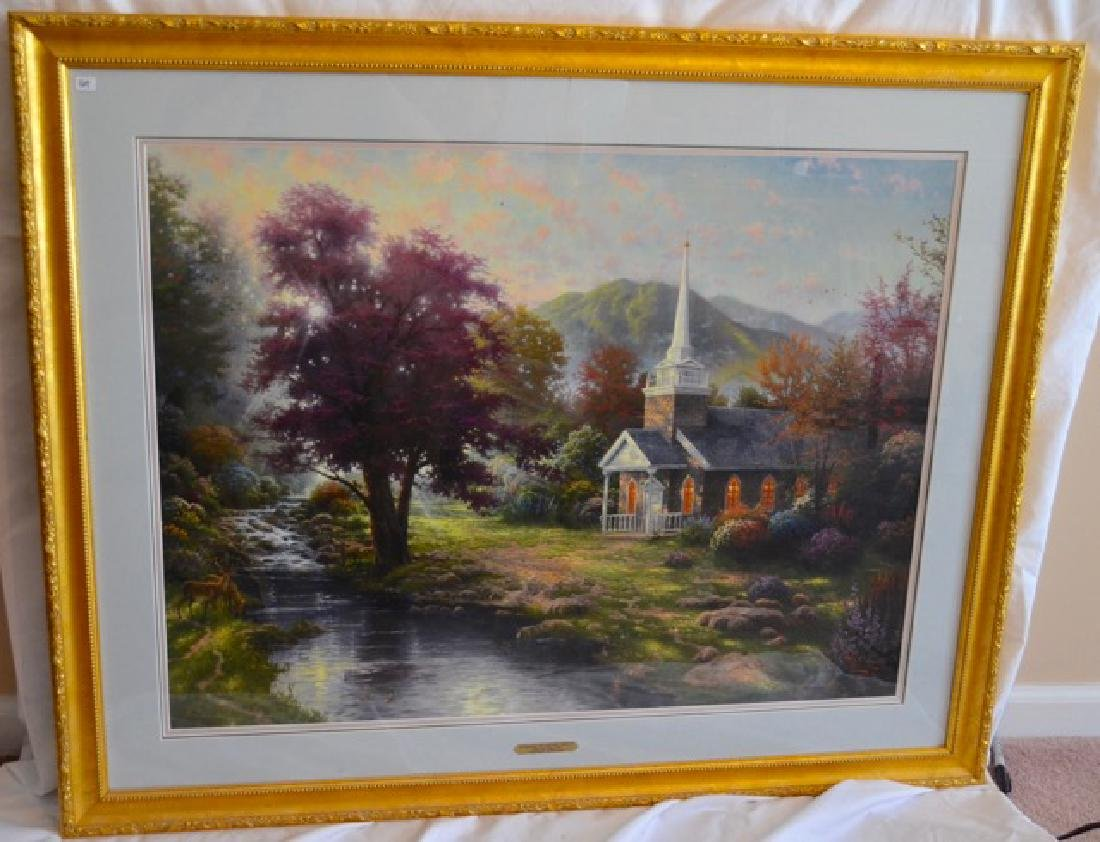 Thomas Kinkade Streams of Living Water - 2