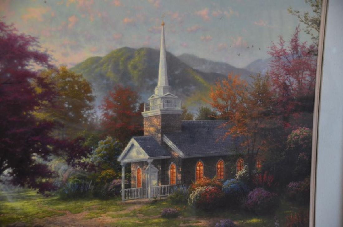 Thomas Kinkade Streams of Living Water - 3