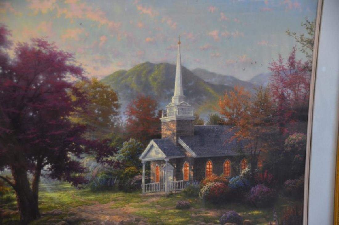 Thomas Kinkade Streams of Living Water - 5